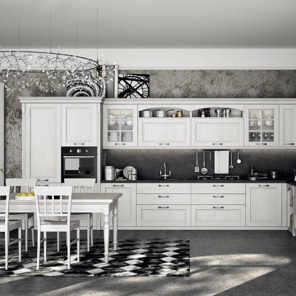 Cucina Classica Virginia di Arredo3 a Catania
