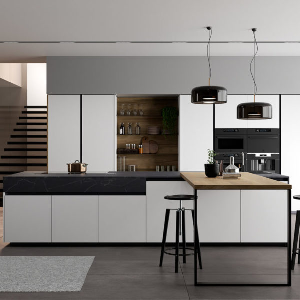 Glass 2.0 - Cucina Moderna di Arredo3 a Catania